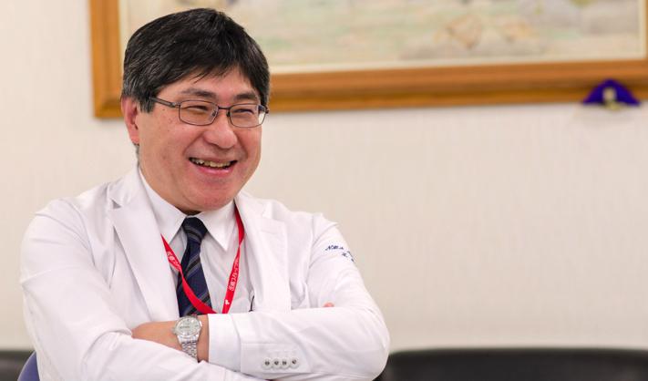 森田明夫医師の写真04