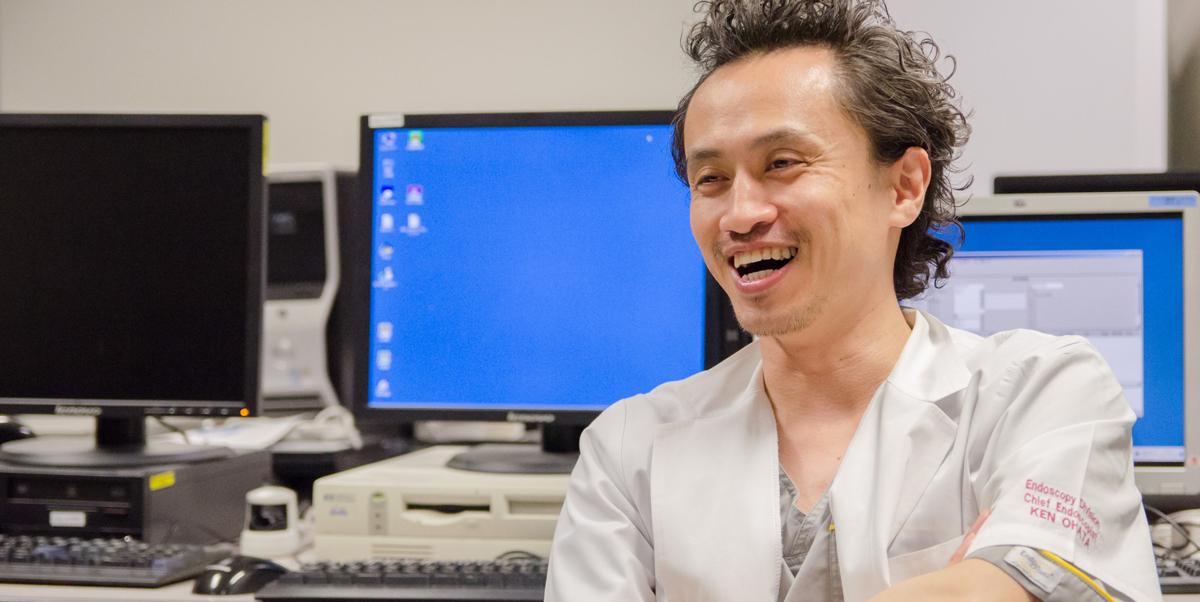 大圃研医師の写真03