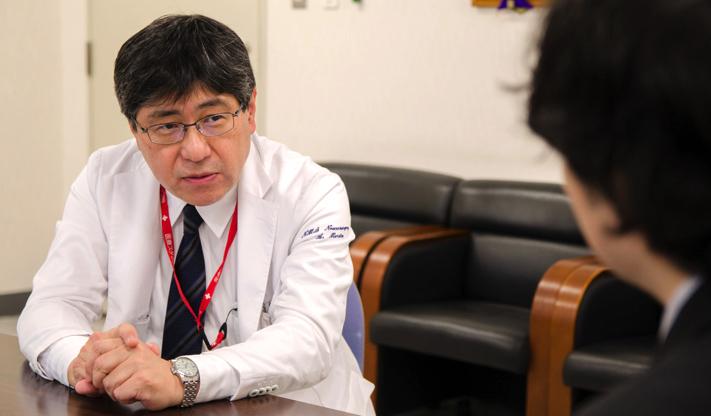 森田明夫医師の写真01