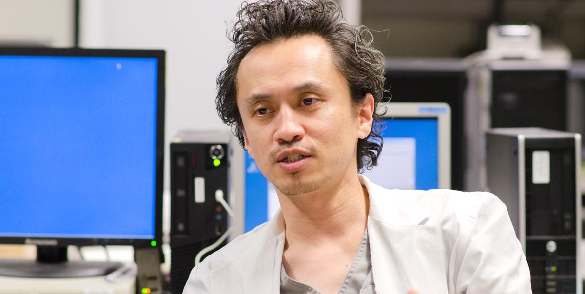 大圃研医師の写真02