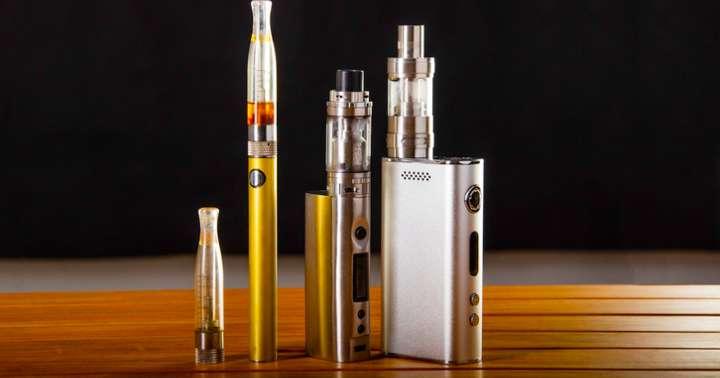 新型タバコの安全性は?:アイコス、グローなどの加熱式タバコや電子タバコについての写真