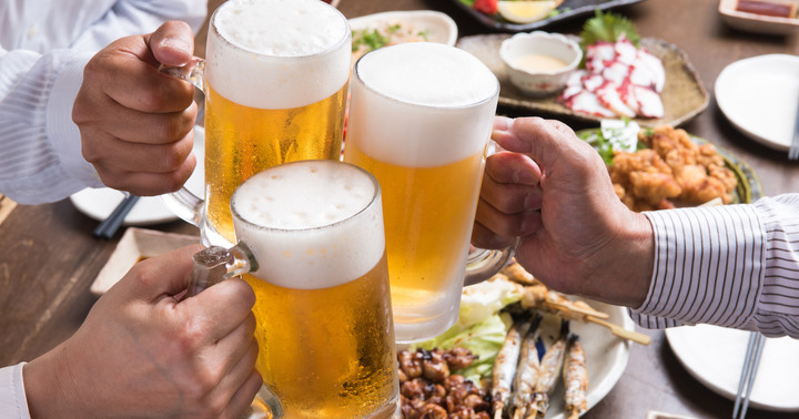 お酒好きなら気になるあの値:γ-GTPと飲酒はどう関係するの?の写真