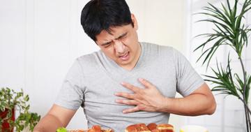 こんな症状があったら胃食道逆流症(逆流性食道炎)かもの写真