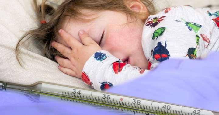 子どもが熱性けいれんを起こしたら、知っておきたいその後の薬の使い方の写真