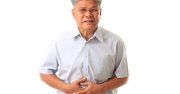 73歳男性の1年前から繰り返す腹痛、原因をCT検査で発見の写真