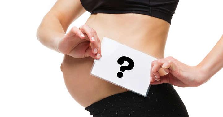 妊娠したら太らないようにするべき?食事と生活習慣の効果を検証の写真