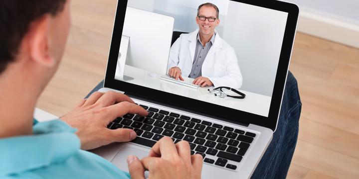 インターネット上の治療でうつが治る?の写真