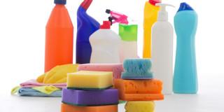 漂白剤を使う家庭では子どもの感染症が多いの写真