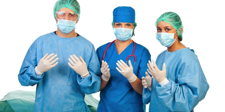 手術を邪魔する3つの出来事の写真