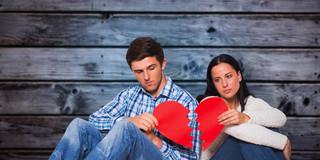離婚すると心筋梗塞が増える?の写真