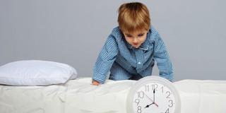 ADHDの治療に睡眠指導が効果ありの写真