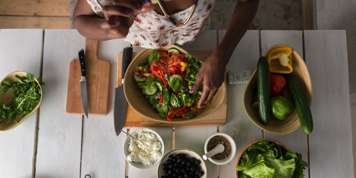 食生活によって大腸がんのリスクが変化する!?の写真