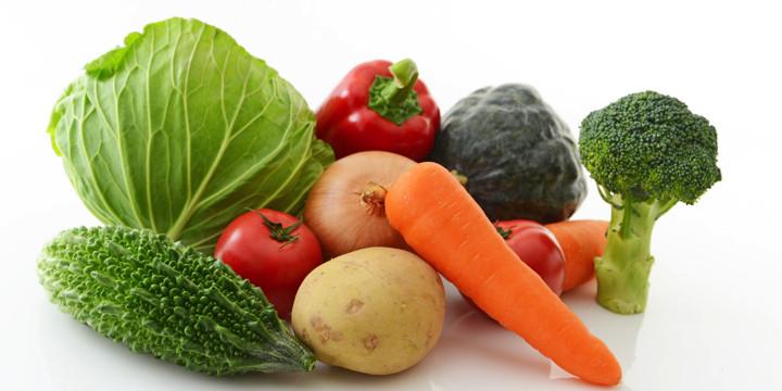 菜食主義者は大腸がんになるリスクが低い!? の写真