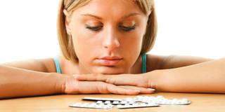 妊娠中の抗うつ薬のリスクは?の写真