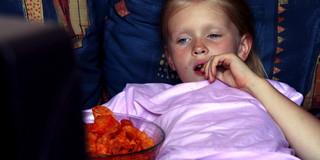 子どもの高血圧の原因、テレビ視聴!? の写真