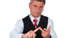 アルツハイマー型認知症が進行しやすい人の3つの特徴の写真