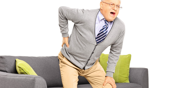 腰痛、変形性関節症に痛み止めが効かない!?の写真