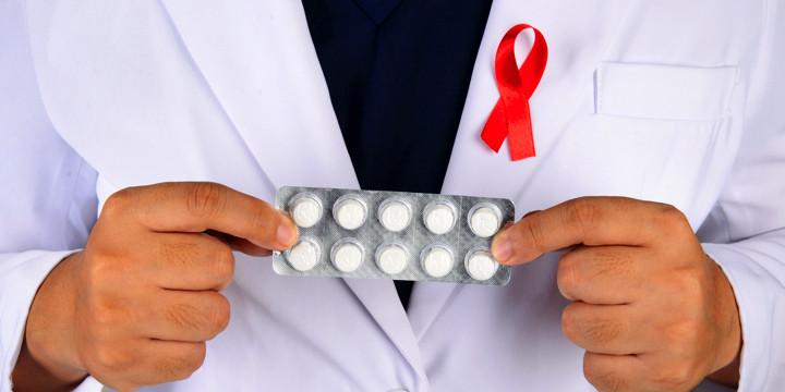 HIVの治療、新薬ゲンボイヤ®配合錠で副作用少なくの写真