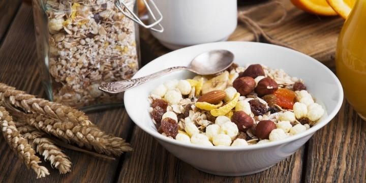 食物繊維で肥満解消の写真