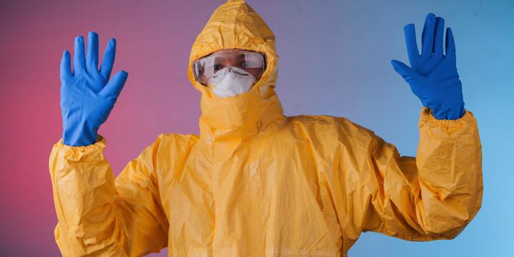放射線。絶対安全?そうでもない? の写真