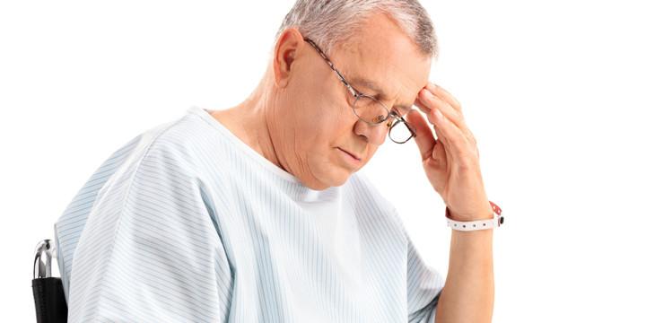前立腺がんの治療が認知能力に影響する?の写真