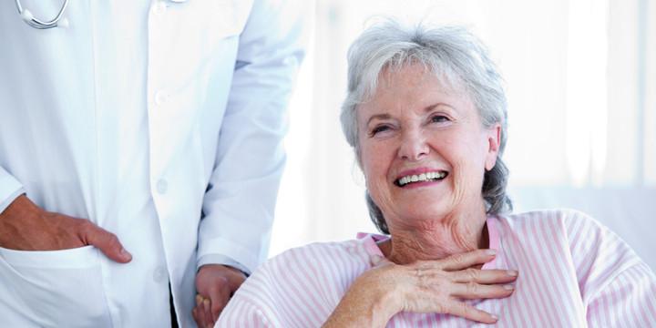 転移のある子宮頚がん患者にベバシズマブが有効、QOL悪化せずの写真