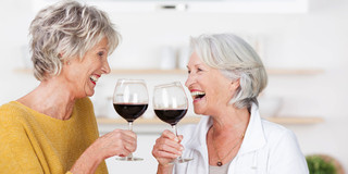 ワインは慢性心不全患者の精神を健康にする?の写真