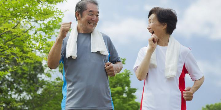 肺がん患者のうつ・不安症状は1日40分、週3日、3ヶ月のウォーキングで改善したの写真