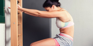 側弯症の新たな治療法?運動療法の効果を検証の写真