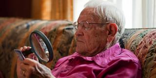 甲状腺ホルモンが多い人には加齢黄斑変性の発症が多かったの写真