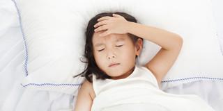 子どもの高熱に市販の解熱剤はちょっと待って!〔アスピリンシリーズ②〕の写真