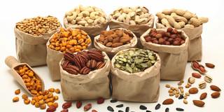 一番血圧を下げるナッツはどれ?の写真