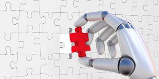 脳卒中患者のリハビリをさらに効果的にするために、ロボット療法は有用か? の写真