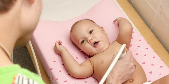子どもの肺炎、超音波検査でも96%の確率で発見可能の写真