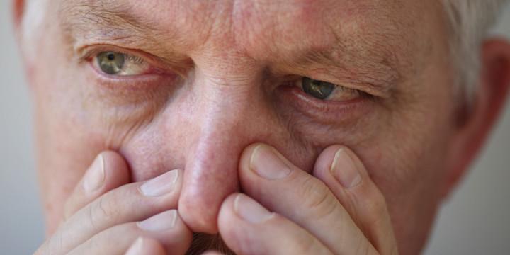 風邪薬で緑内障が悪化!?の写真