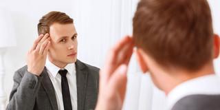 円形脱毛症に薬物2剤併用で効果増強の写真