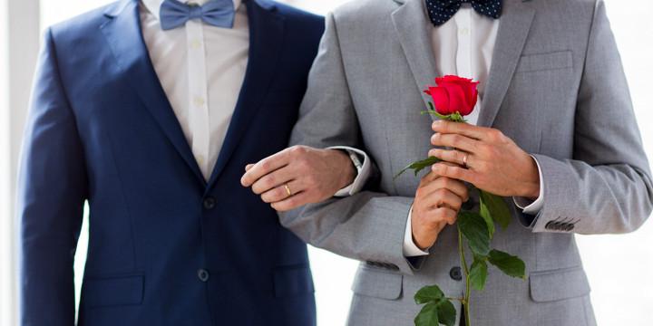 同性婚を禁じるとHIV治療に悪影響かの写真