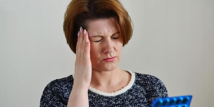 偏頭痛と脳梗塞は親戚!?の写真