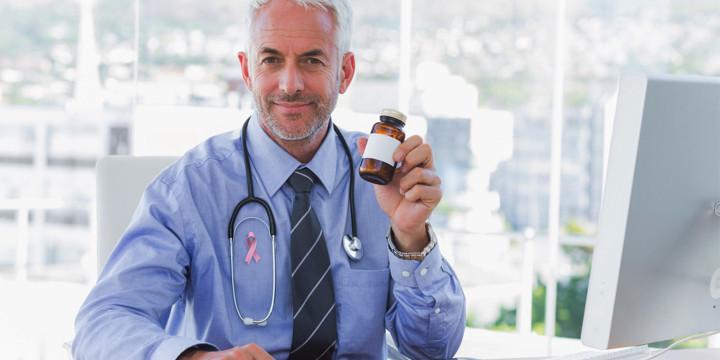 抗がん剤が効かない乳がんに、新薬イブランス®が有効の写真