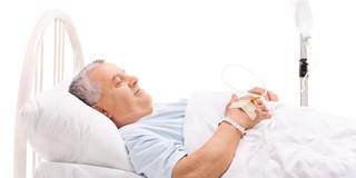 ステージIVの肺がんに、新薬ネシツムマブが生存期間を改善したの写真
