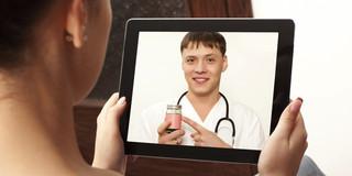 病院に行かなくても、Skypeでお医者さんの話を聞けばOK?の写真