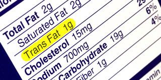 トランス脂肪酸は本当に悪玉なのか?の写真