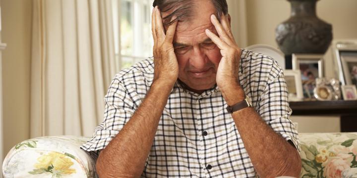 うつ症状がある人はその後パーキンソン病を発症しやすい の写真