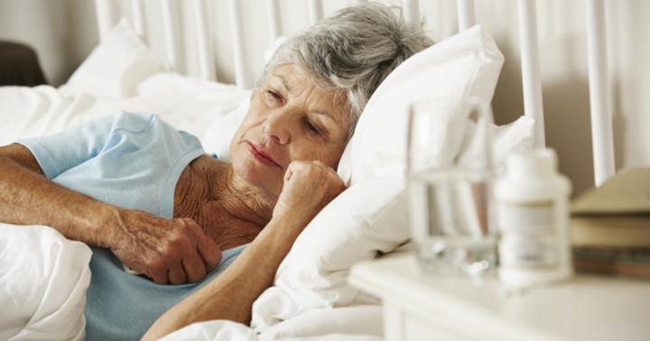 高齢者の不眠を解消するには!?の写真