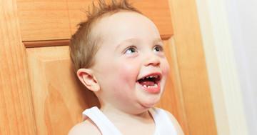 子どもの噛み合わせ、母乳で育った子では悪くなりにくいの写真
