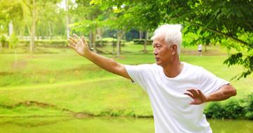 太極拳は認知症予防に役立つかの写真