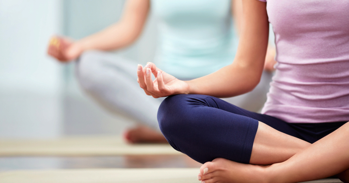 乳がん患者のストレスに「瞑想」が効果的 の写真