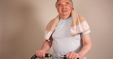 心筋梗塞患者の勃起不全に有効なウォーキングプログラム の写真