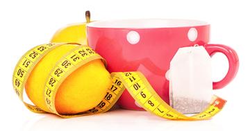 紅茶を3か月飲むと、体重が減ってウエストが細くなったの写真 (C) DenisNata- Fotolia.com