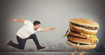 早食いの人はBMIが高かった!肥満と食べる速さの関係